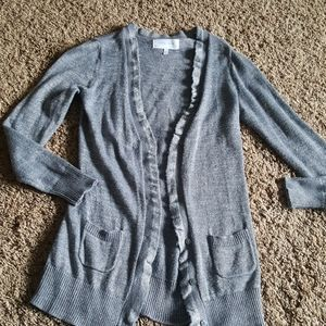 Victoria's Secret Gray cardigan size small